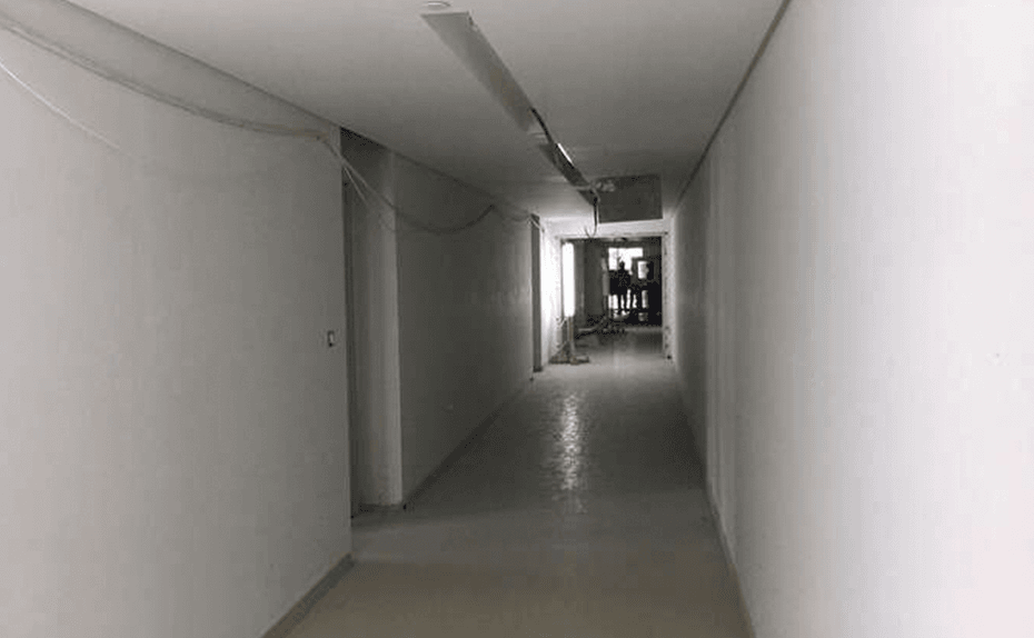 Marassi Residences - Internal fit out works to corridor areas, April 2018