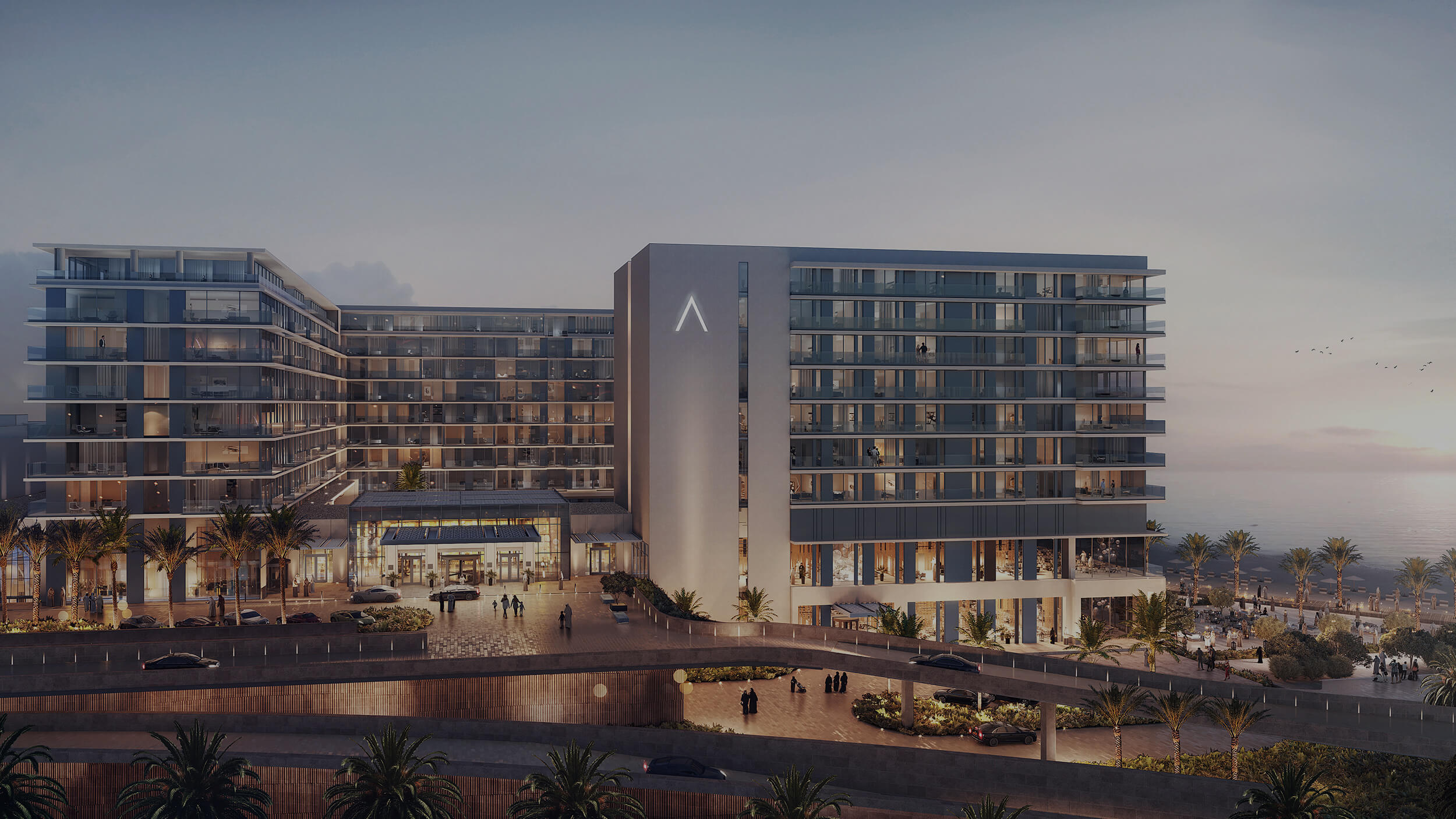 Address Residences Marassi Al Bahrain