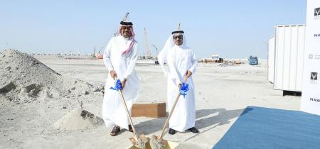 MARASSI AL BAHRAIN HOLDS GROUND-BREAKING CEREMONY AND AWARDS MAJOR