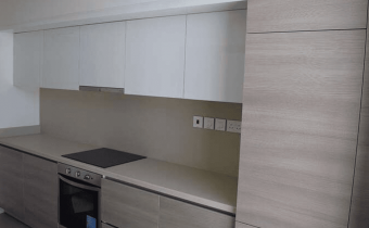 Marassi Residences - Kitchen unit mock-up apartment completed, March 2018